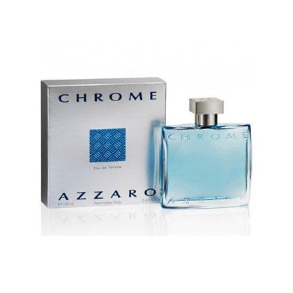 Azzaro Chrome EDT Perfume for Men 100ml