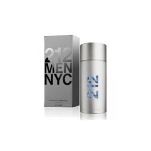 Carolina Herrera 212 Men NYC EDT Perfume for Men 100ml